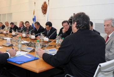 Presidente Vázquez y Congreso de Intendentes acordaron crear Plan Nacional Estratégico Vial