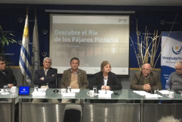 Pájaros Pintados: Lanzamiento del corredor turístico que integra Paysandú para desarrollar el turismo náutico, termal y de patrimonio cultural