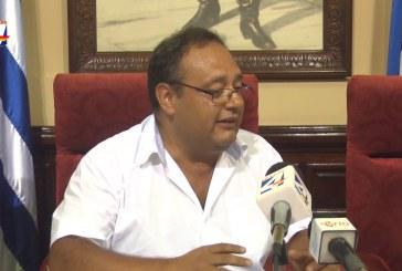 Intendente Caraballo realizó cambios de algunos directores de su administración