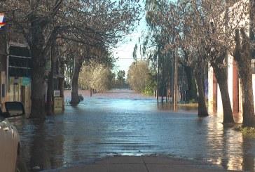 El río Uruguay en 8,28 ha desplazado a 2.900 personas en Paysandú