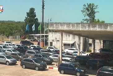 Más de 14 mil vehículos pasaron por el puente Gral. Artigas en el fin de semana de Año Nuevo