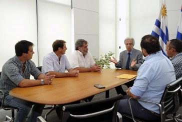 Productores autoconvocados fueron recibidos por el presidente Vázquez y se integrarán a instancias de diálogo