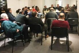 Intendente Caraballo y ministro Murro reunidos en Montevideo manifestaron voluntad política para asegurar continuidad de PILI