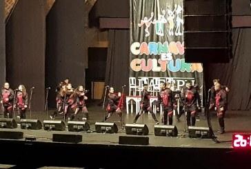 Jardín de Pueblo y S/Vergüenza´S clasificaron para el concurso oficial del carnaval de Montevideo