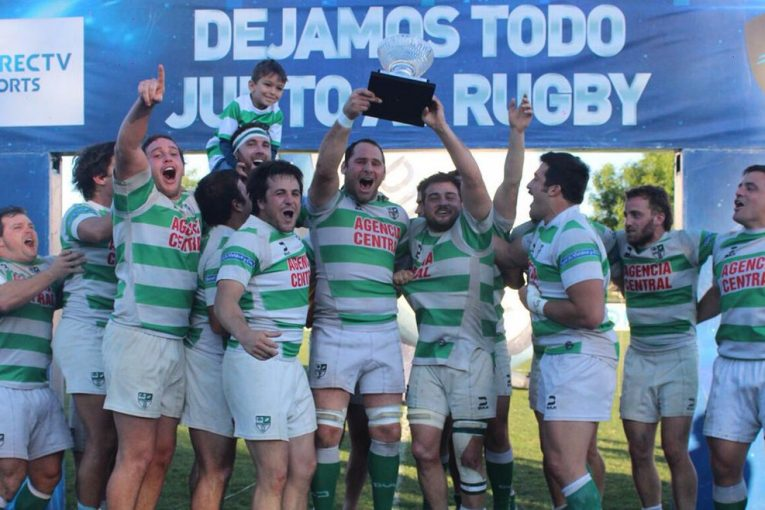 Trébol se coronó campeón del Uruguayo de Rugby