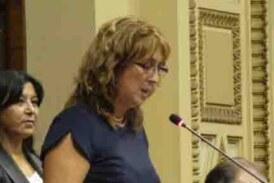 La diputada sanducera Cecilia Bottino asumió la presidencia de la Cámara de Representantes
