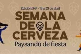 Mónica Navarro y Laura Canoura se incorporan a la 54ª Semana de la Cerveza