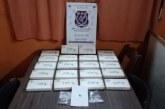 Brigada antidrogas de Paysandú incautó más de 21 kg de cocaína y mercadería de contrabando