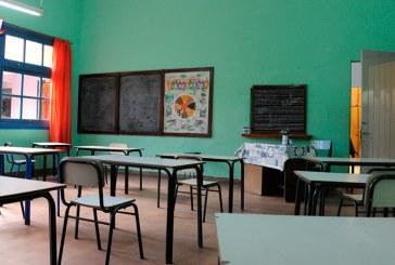 Lunes 28 no hay clases presenciales en centros donde funcionen comisiones receptoras de votos