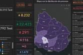 Coronavirus: El Sinae reporta un fallecimiento en Paysandú y 19 casos nuevos