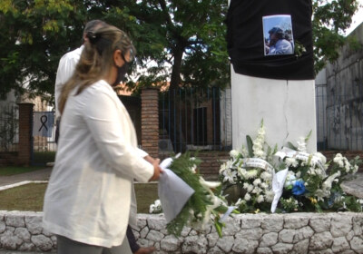 Homenaje Manuel Bercianos